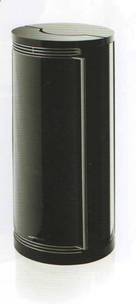 Estufa de pellet, 12kw. frontal puerta de cristal