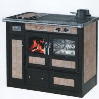 Termococina con horno de leña 30 kw.